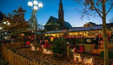 mercatini di Natale Bolzano 2018