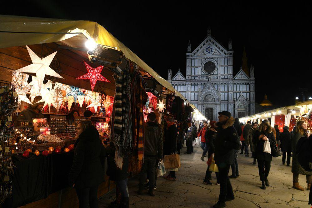 mercatini di Natale Firenze 2018