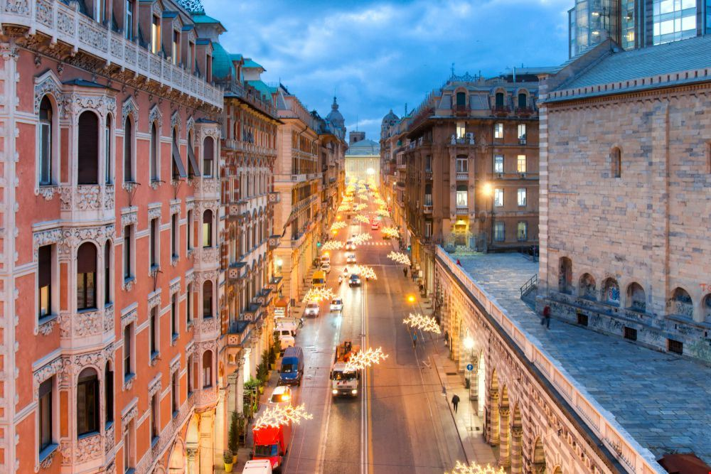 mercatini di Natale Genova 2018