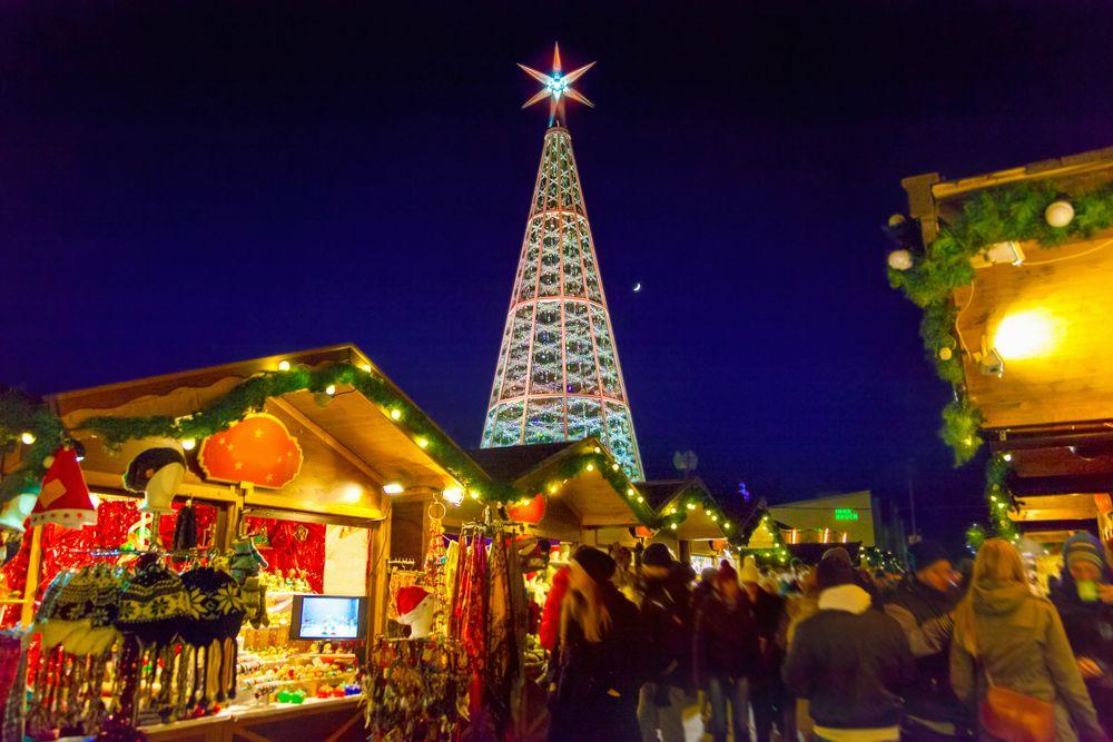 Mercatini di Natale Innsbruck 2019