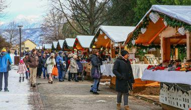 mercatini di Natale Levico Terme 2018