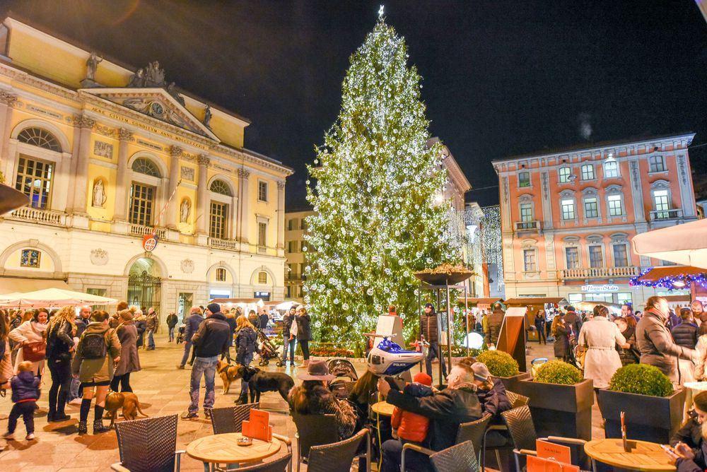 mercatini di Natale Lugano 2018