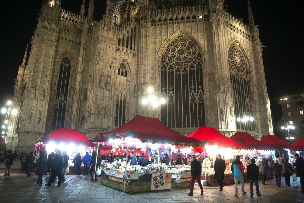 mercatini di Natale Milano 2018