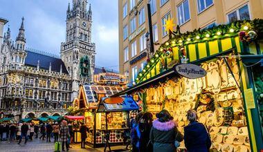 mercatini di Natale Monaco di Baviera 2018