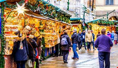 mercatini di Natale Monaco di Baviera 2019
