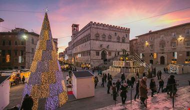 mercatini di Natale Perugia