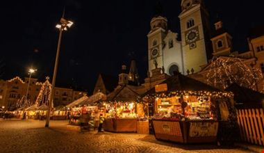 mercatini di Natale Trentino