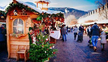 Natale A Trento.Mercatini Di Natale Trento 2019