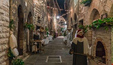 mercatini di Natale Umbria