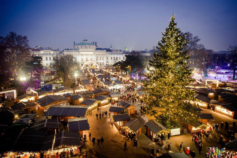 mercatini di natale vienna 2018 2019