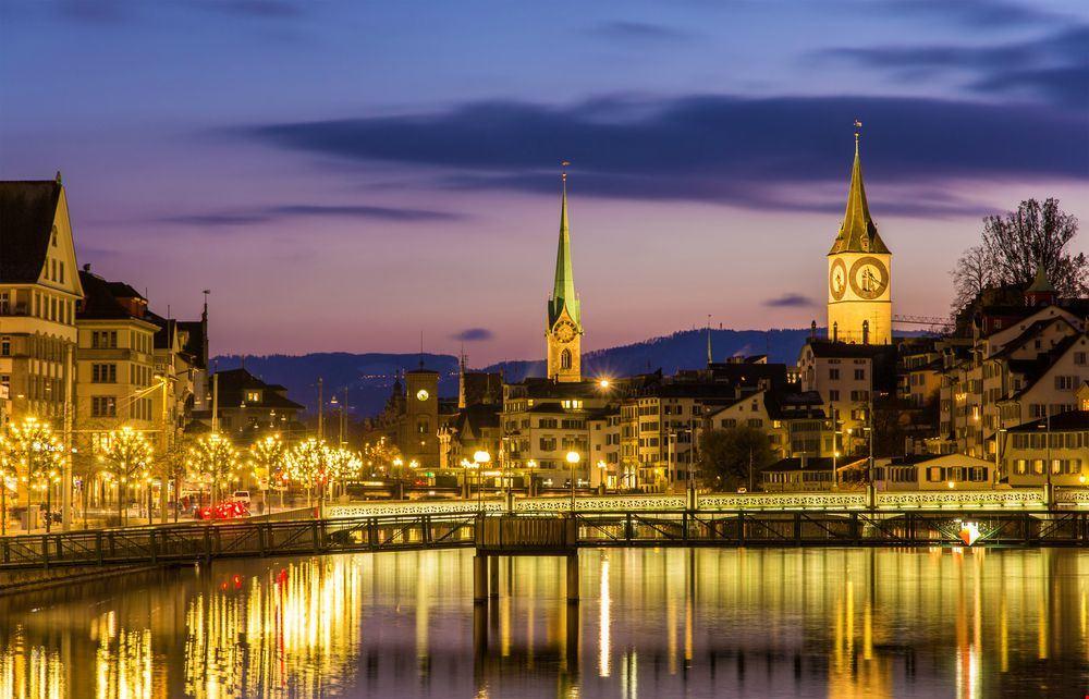 mercatino natale Zurigo 2017