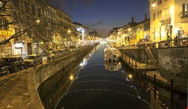 Milano Navigli Natale shutterstock_91224761