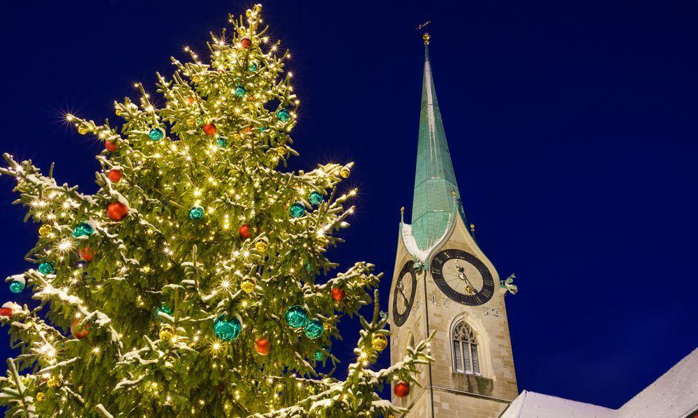 Natale Zurigo