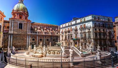 Palermo piazza pretoria_527343997