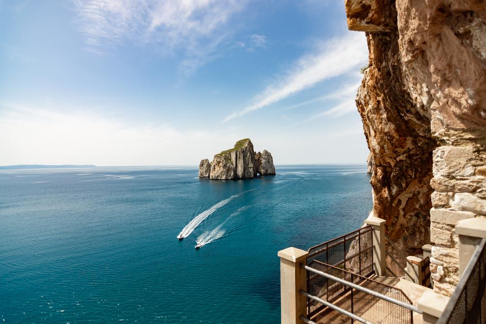 In Sardegna c'è un'antica miniera sul mare che è un sogno
