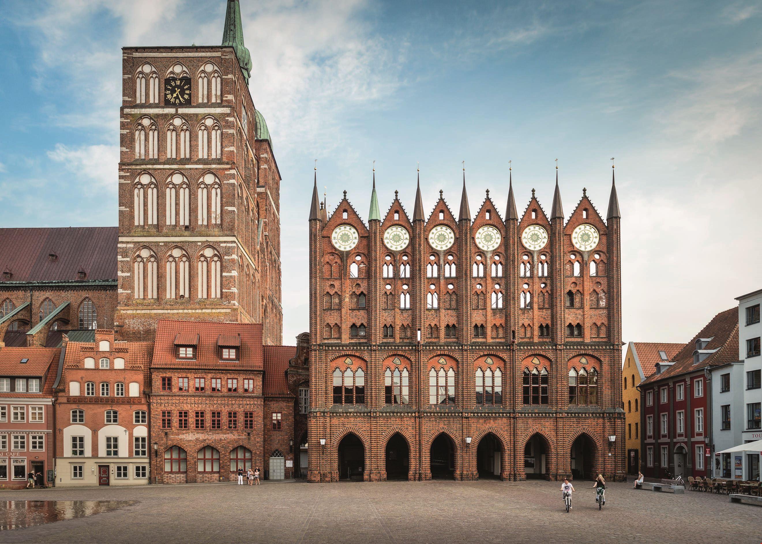 Stralsund © Günther Bayerl - LOOK Bildagentur der Fotografen
