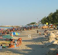 Spiaggia Camping Arcobaleno