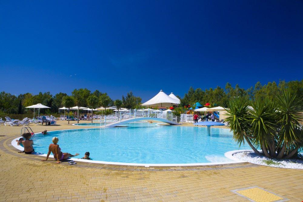 Campeggio con piscina in Abruzzo