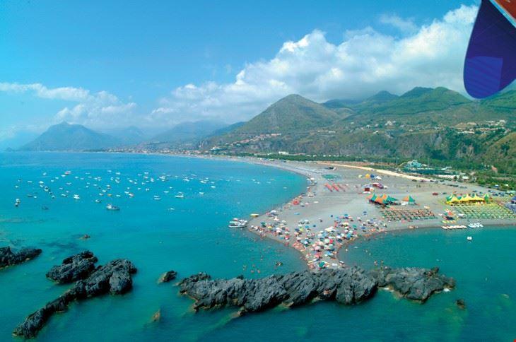 Campeggio a Praia a Mare
