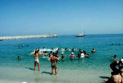 Mare in Calabria