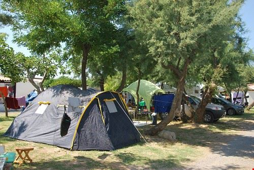 Camping in Calabria