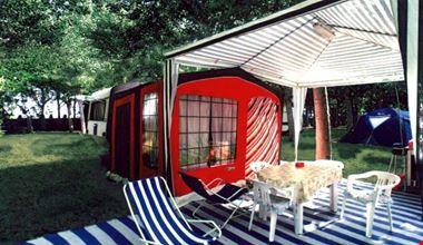 Camping in Campania