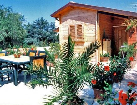 Bungalow in Campania