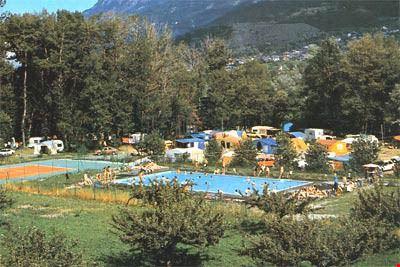 Camping con piscina in Valle d'Aosta