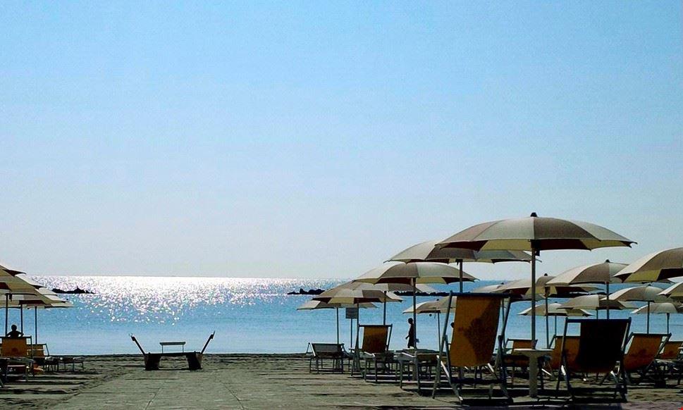 Spiaggia Lido di Pomposa
