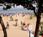 Spiaggia a Lignano Sabbiadoro