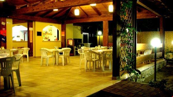 Camping con Bar in Puglia