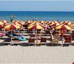 Spiaggia del Camping La Mimosa