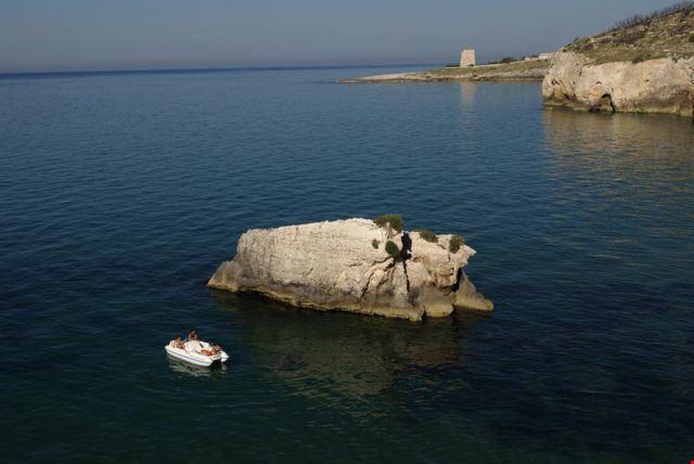 Mare in Puglia, a Peschici