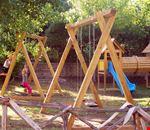 Camping con parco giochi, ideale per famiglie