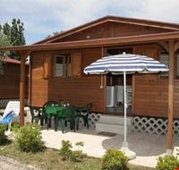 Camping con Bungalow