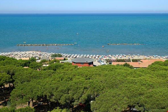 Camping Village a Orbetello