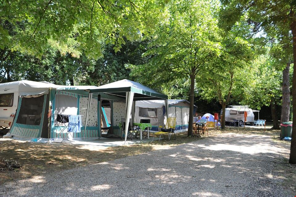 Camping Panorama, nelle Marche