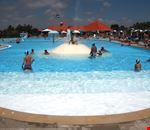 Camping Village con piscina, nel Lazio