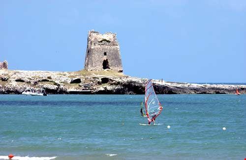 Windsurf in Puglia