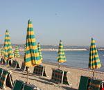 La spiaggia del Centro Vacanze Molise