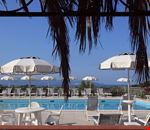 La piscina del camping village