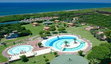 Parco piscine del California Camping Village