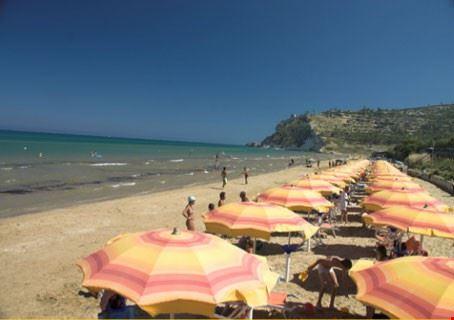 Spiaggia del Camping Calenella