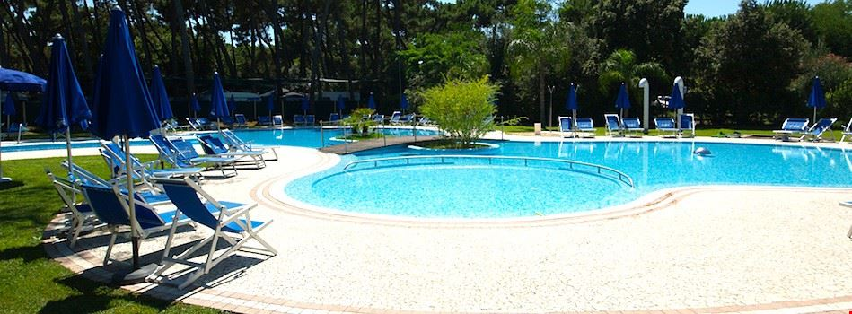 Camping Village in Lazio con piscina