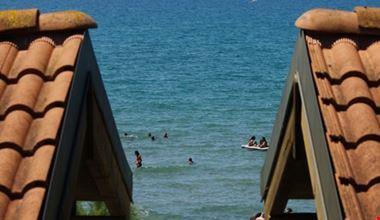 Camping Village sul Mare, nel Lazio