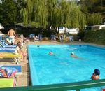 Villaggio Camping con piscina in Liguria
