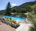 Camping in Liguria con piscina