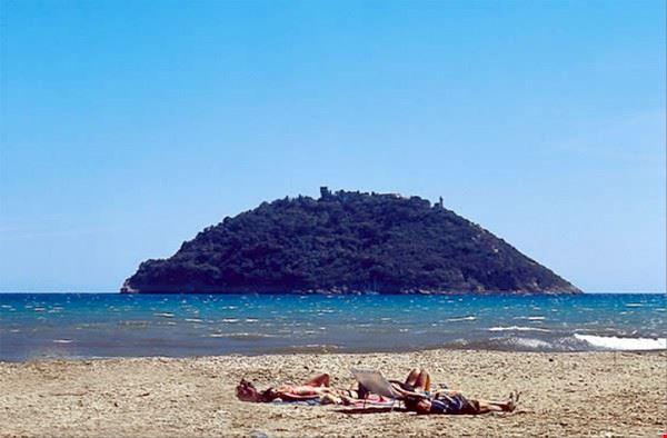 La Spiaggia del Camping Roma