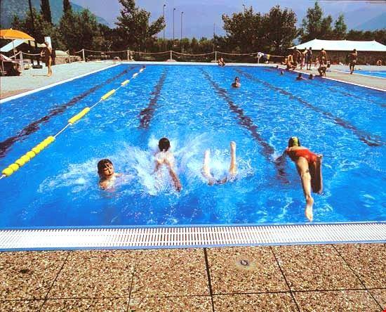Campeggio con piscina in Lombardia