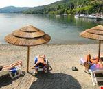 Spiaggia sul Lago Maggiore